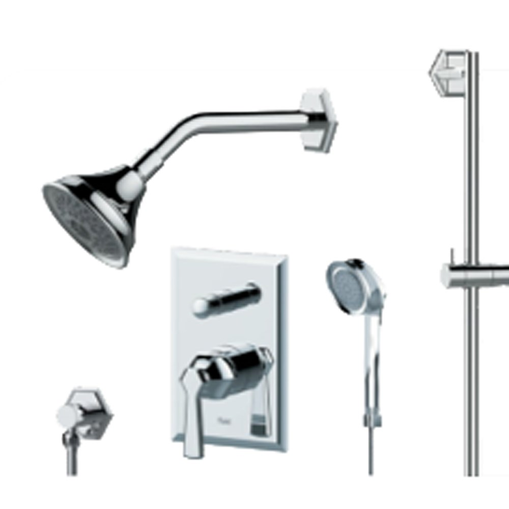 fluid Symmetry - Handheld Shower with Slide Bar Trim Packagenohtin Sale $483.99 SKU: F1754T- :
