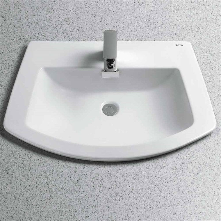 Toto Soiree® Self-Rimming Lavatory LT963