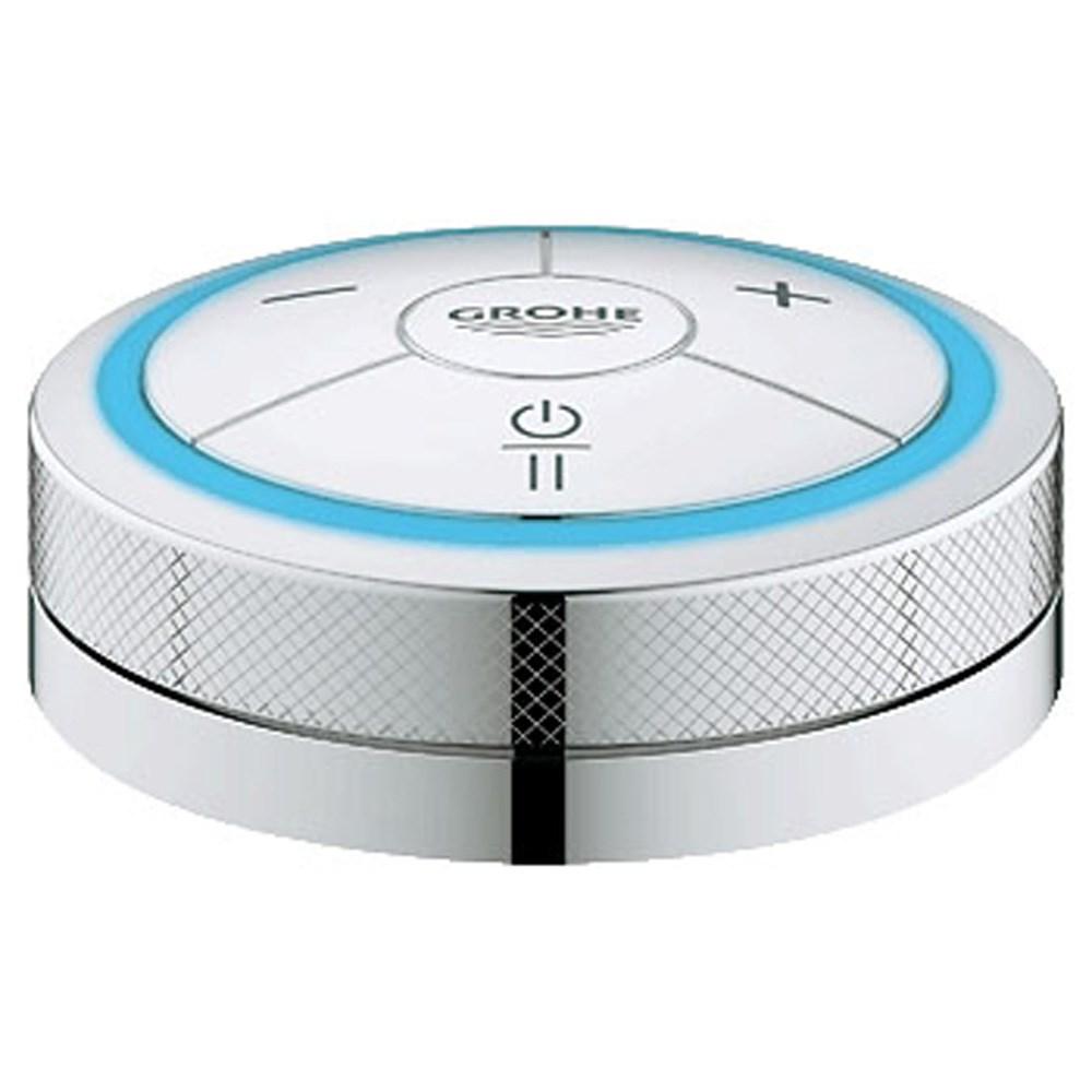 Grohe F-digital Puck Additional Digital Controller - Starlight Chromenohtin Sale $265.99 SKU: GRO 36309000 :