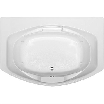 Hydro Systems Jessica 7248 Tub JES7248 by Hydro Systems