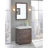 "Fairmont Designs Acacia 30"" x 18"" Vanity - Organic Brown 1522-V3018"
