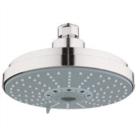 Grohe Rainshower Shower Head - Infinity Brushed Nickel