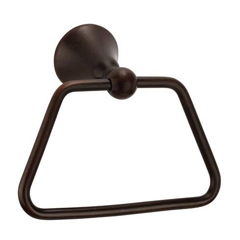 Danze Bannockburn Towel Ring - Tumbled Bronzenohtin Sale $33.00 SKU: D441605BR :