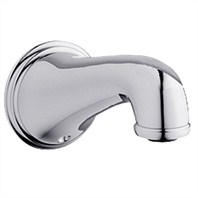 Grohe Geneva Tub Spout - Starlight Chrome