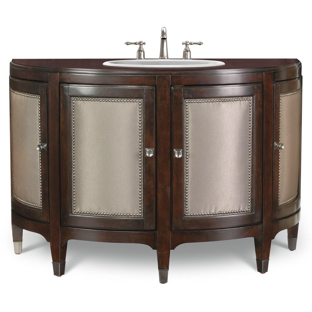 "Cole & Co. 48"" Designer Series Kennedy Hall Chest - Medium Chestnutnohtin Sale $3367.50 SKU: 11.23.275548.27 :"