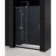 "Bath Authority DreamLine Mirage Frameless Sliding Shower Door (44""-48"") SHDR-19487210"