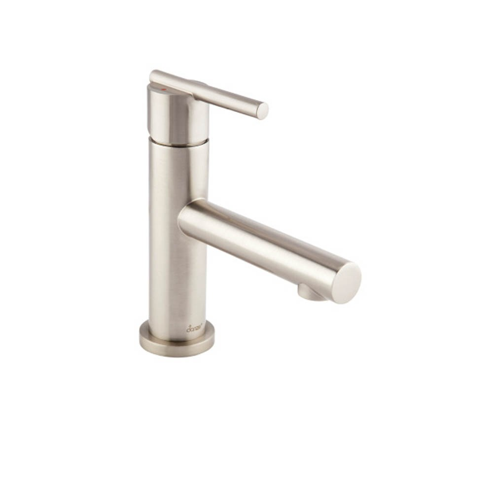 Danze Parma Trim Line 1H Lavatory Faucet Single Hole Mount w/ Metal Touch Down Drain & Optional Deck Plate Included 1.2gpm - Brushed Nickelnohtin Sale $256.50 SKU: D224158BN :
