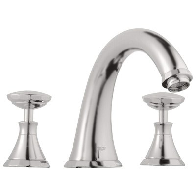 Grohe Kensington Roman Tub Filler - Infinity Brushed Nickel