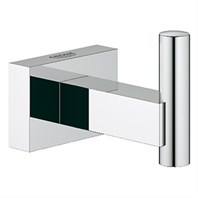 Grohe Essentials Cube Hook - Chrome GRO 40511000