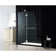 Bath Authority DreamLine Aqua Lux Clear Glass Shower Door