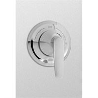 TOTO Wyeth™ Two-Way Diverter Trim with Off - Chrome TS230D