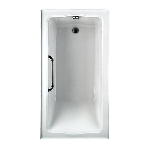 "TOTO Clayton™ Tile-in Soaker Bathtub 60"" x 32""nohtin Sale $1746.40 SKU: ABY782N :"