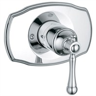Grohe Bridgeford Pressure Balance Valve Trim - Starlight Chrome