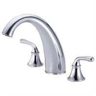 Danze® Bannockburn™ Roman Tub Faucet Trim Kit - Chrome