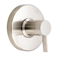 Danze Amalfi Trim Only for Single Handle Pressure Balance Valve - Brushed Nickel D510430BNT