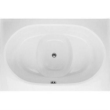 Hydro Systems Fuji 6040 Tub in Acrylic Colors FUJ6040A by Hydro Systems