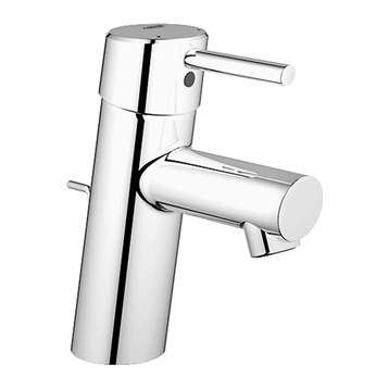 grohe concetto bath faucet infinity brushed nickel free shipping modern bathroom