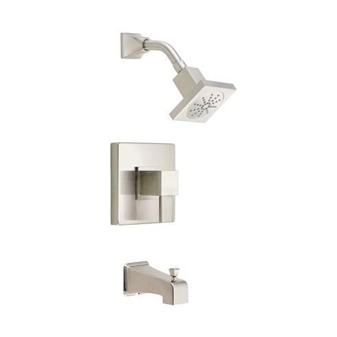 Danze Reef Trim Only Single Handle Tub & Shower Faucet - Brushed Nickelnohtin Sale $288.00 SKU: D502033BNT :