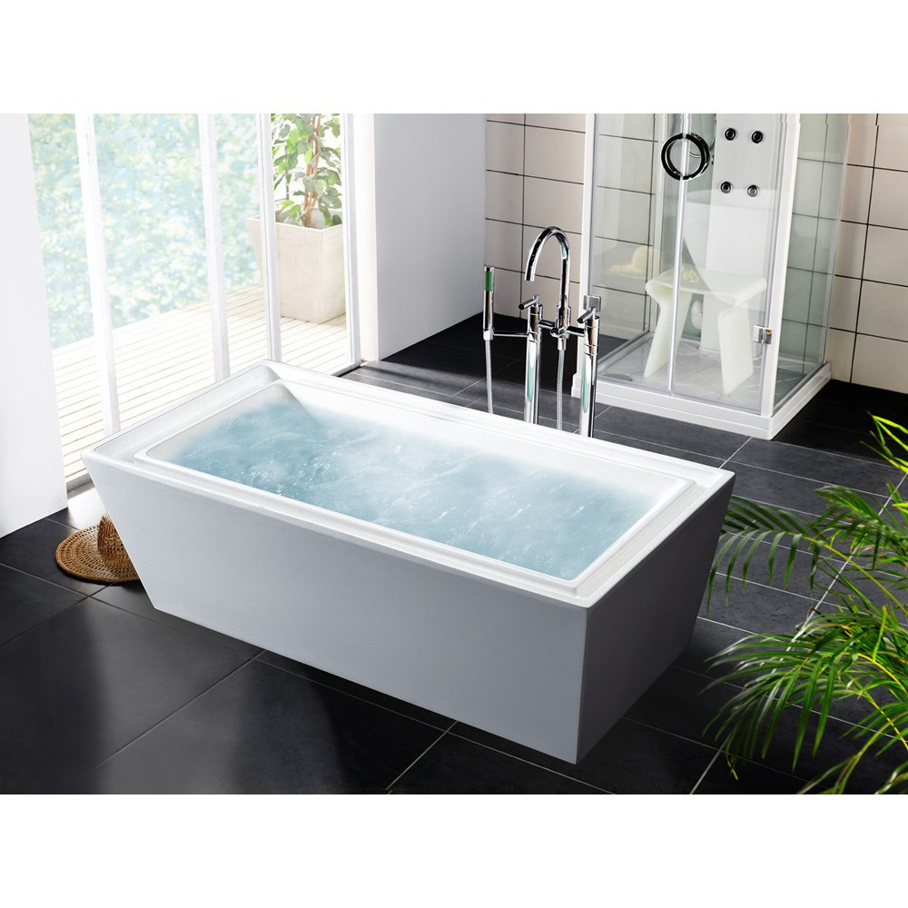 acrylic freestanding modern bathtub - acrylic freestanding modern bathtub modern bathroom
