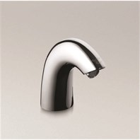 TOTO Standard EcoPower Sensor Faucet, Thermal Mixing - 1.0 GPM TEL5GS10