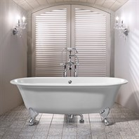 Radford Clawfoot Bathtub by Victoria and Albert RAD-N-SW-OF + (CS5010)