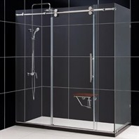 "Bath Authority DreamLine Enigma Shower Enclosure (36"" x 72-1/2"") SHEN-60367212"