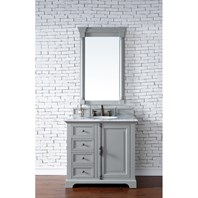 "James Martin 36"" Providence Single Cabinet Vanity - Urban Gray 238-105-V36-UGR"