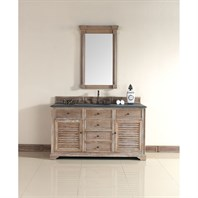"James Martin 60"" Savannah Single Vanity - Driftwood 238-104-5311"