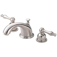 Danze® Sheridan™ Widespread Lavatory Faucets - Brushed Nickel