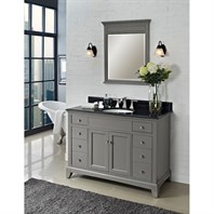 "Fairmont Designs 48"" Smithfield Vanity - Medium Gray 1504-V48"