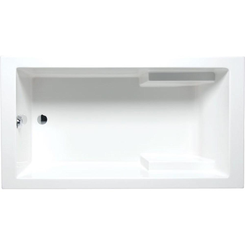 """Americh Nadia 6034 Tub (60"""" x 34"""" x 22"""")nohtin Sale $1218.75 SKU: NA6034 :"""