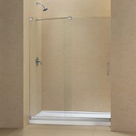 "Bath Authority DreamLine Mirage Frameless Sliding Shower Door with Support Arm (56""- 60"") SHDR-1960722"