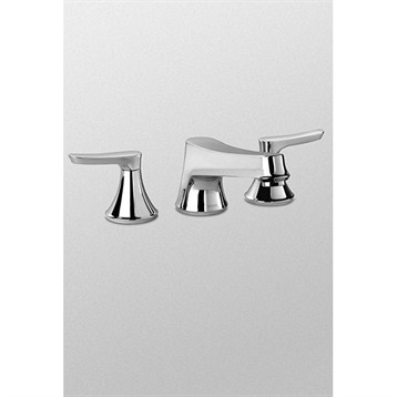 Toto Wyeth Widespread Lavatory Faucet, Chrome TL230DD by Toto