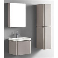 "Madeli Euro 24"" Bathroom Vanity for Integrated Basin - Silk B930-24-002-SK"