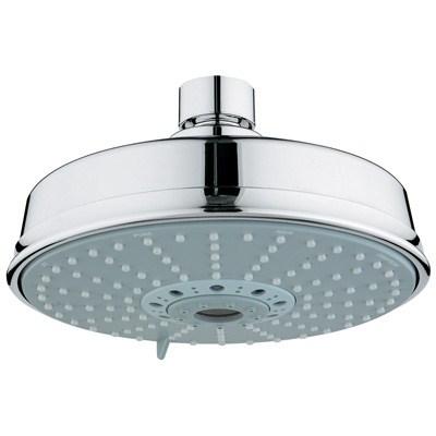 Grohe Rainshower Rustic Shower Head - Starlight Chromenohtin Sale $185.99 SKU: GRO 27130000 :