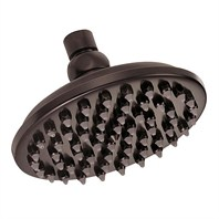 "Danze® 6"" Round Sunflower Showerhead - Oil Rubbed Bronze"