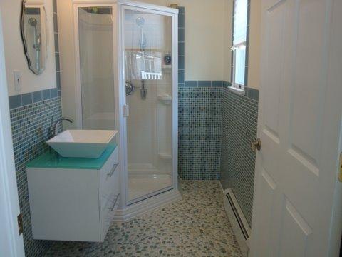 Remodeled Bathroom Photo