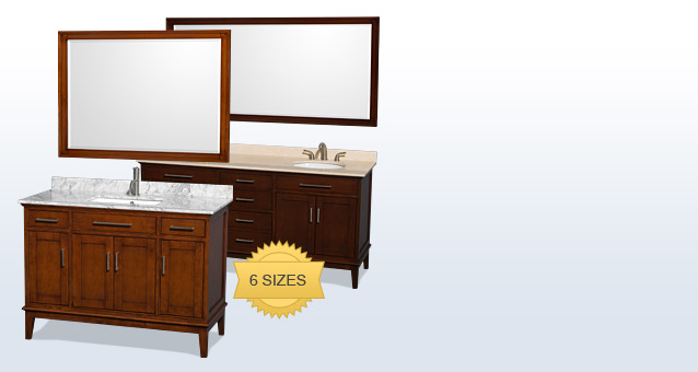 hatton vanities - Modern Bathroom Vanity