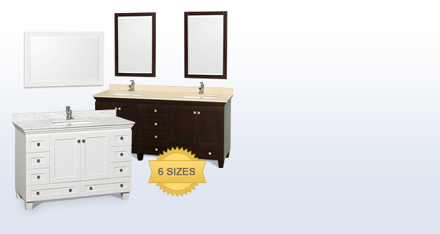 acclaim vanities