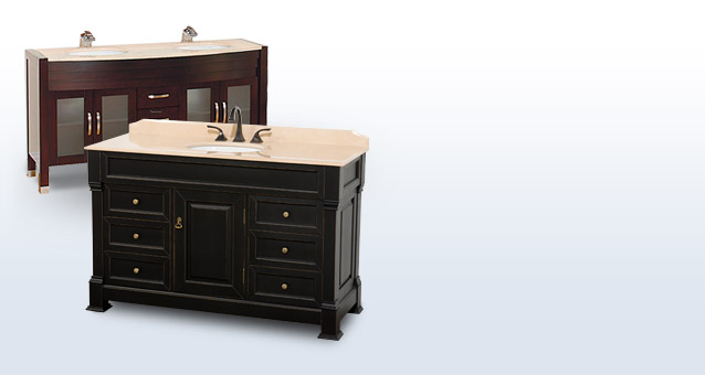 Vanities For The Bathroom shop bathroom vanities, sinks, showers, tubs & more online