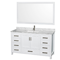 Sheffield Free-Standing Bathroom Vanities