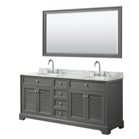 Tamara Free-Standing Transitional Bathroom Vanities
