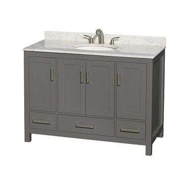 Transitional Vanities