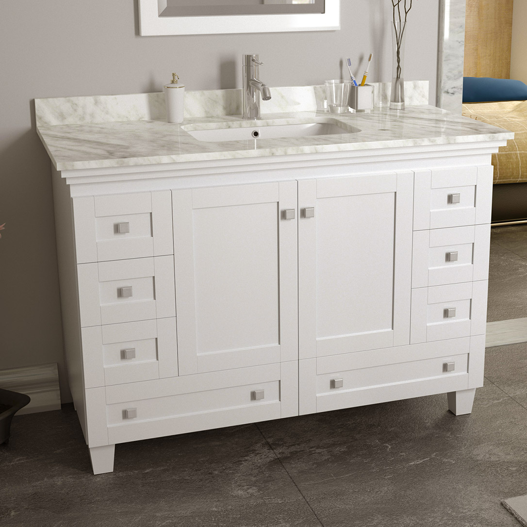 Cool Bathroom Vanity Cabinet Property