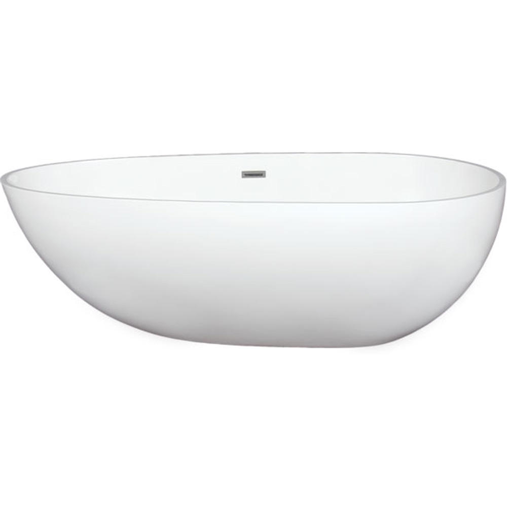 "Americh Roc Narita 6733 Freestanding Bathtub, 67"" x 33"" x 21"" RC2207 by Americh"