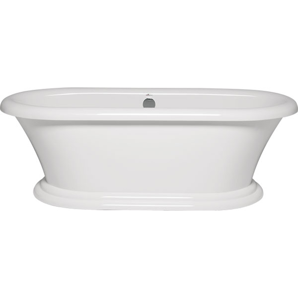 Americh Rianna 6635 Tub With Pedestal Base 66 Quot X 35 Quot X 25