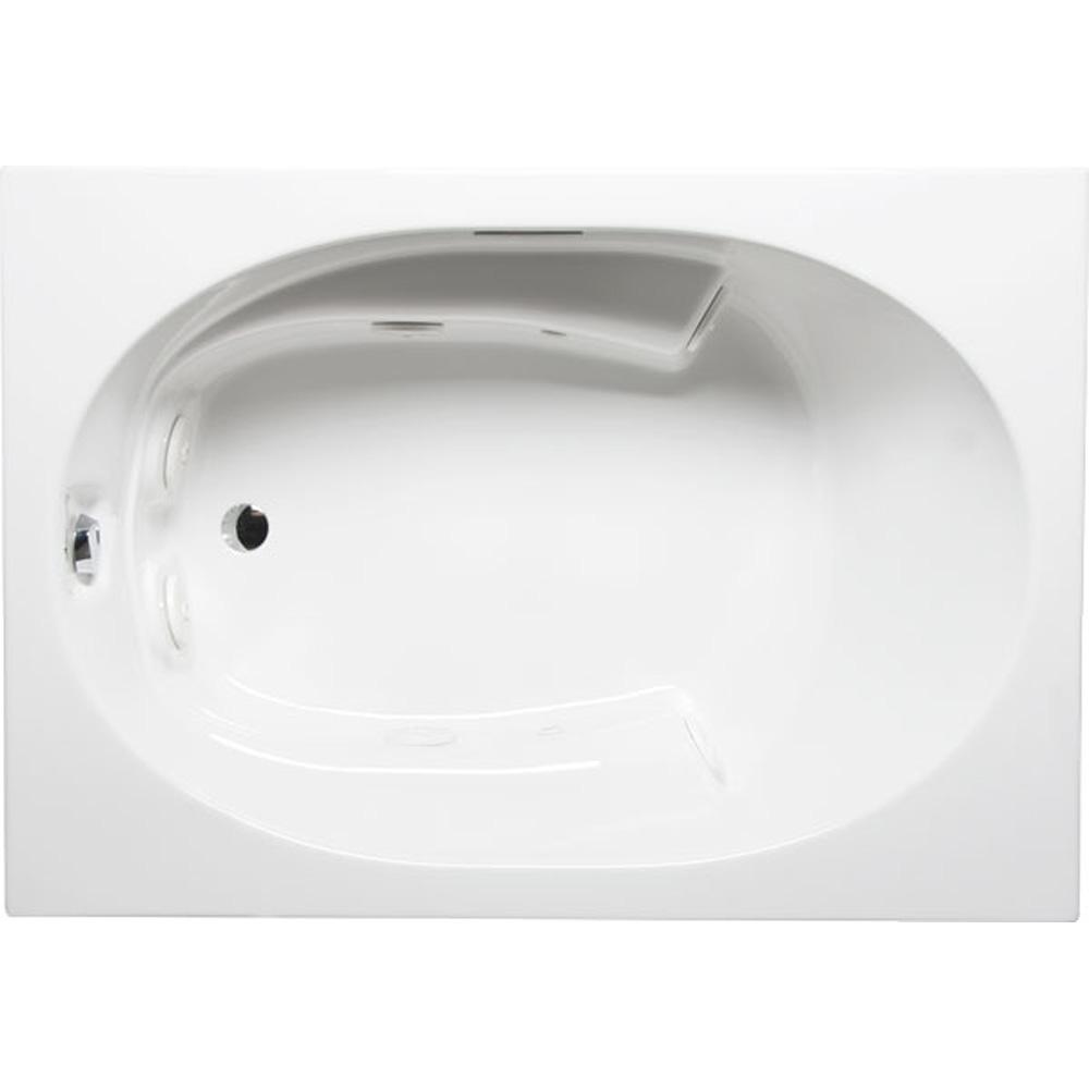 """Americh Shanti 6042 Whisper Bathtub, 60"""" x 42"""" x 23"""" SH6042W by Americh"""