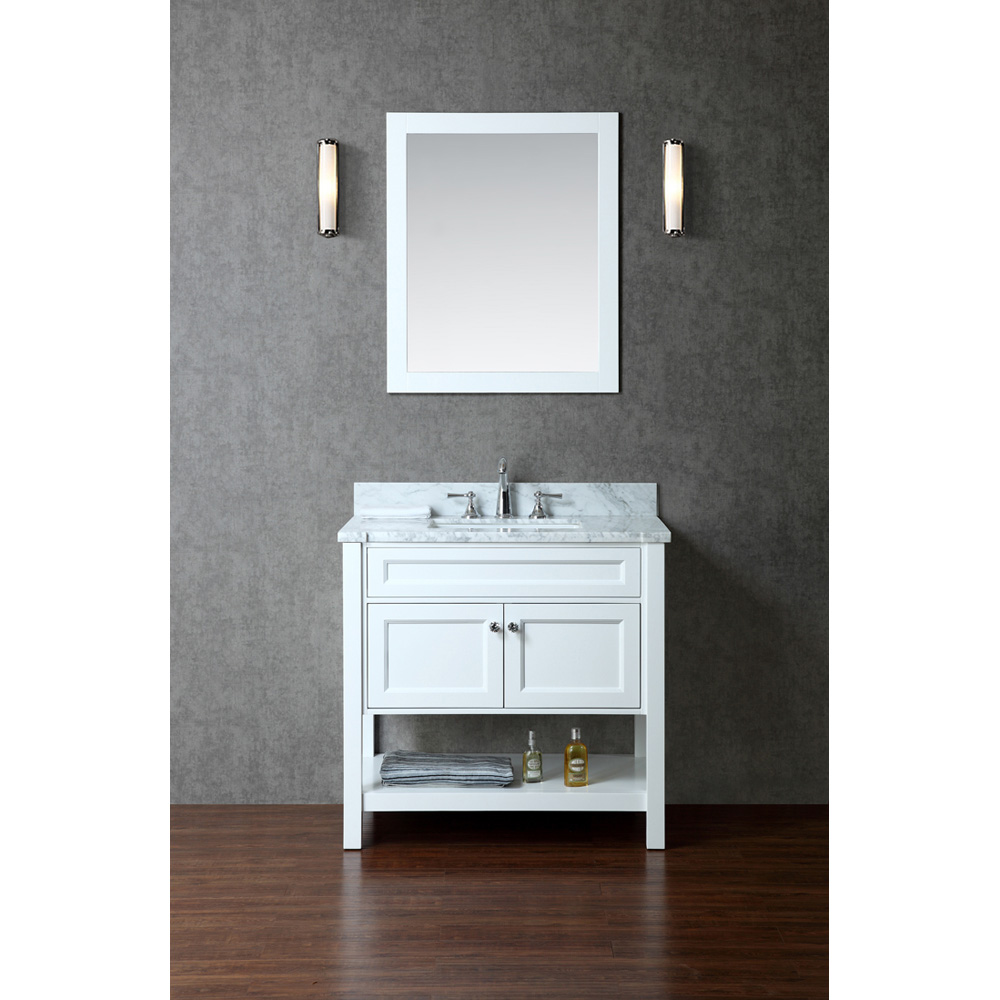 Seacliff By Ariel Mayfield 36 Quot Single Sink Vanity Set With