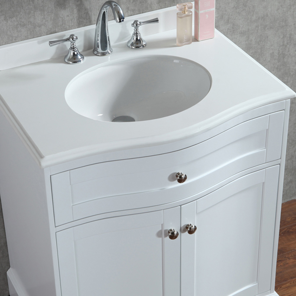 Seacliff By Ariel Montauk 30 Quot Single Sink Vanity Set With