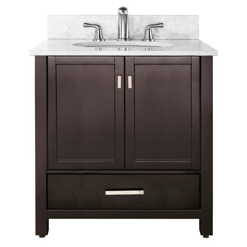 Avanity Modero 36 Quot Bathroom Vanity Espresso Free